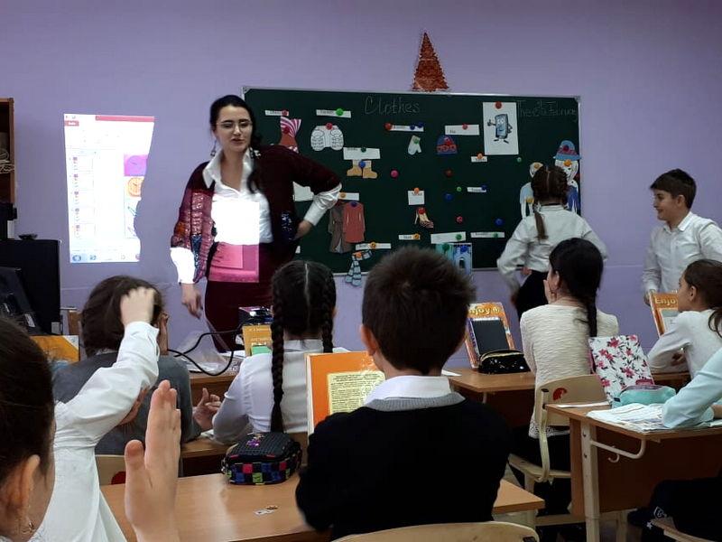 Учитель года России - 2019