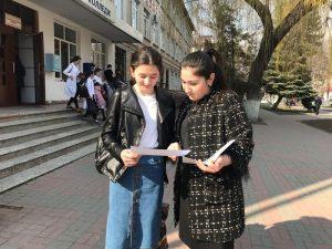 Информация МКОУ «Гимназия №9» о проделанной работе в рамках Общероссийской акции «Сообщи, где торгуют смертью…»