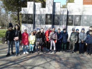 Памятники города Черкесска