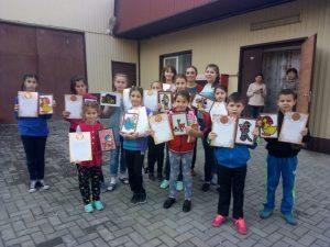 Волонтерская поездка в Детский дом