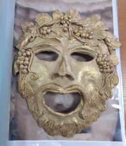 Маска в античном театре